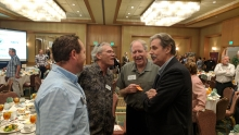 AMRIC Handlers from Eco Farms, Henry Avocado and Del Rey attended the luncheon in support of the Commission.