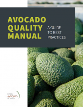 The Hass Avocado Board's Avocado Quality Manual is now available online in an easy-to-use format.