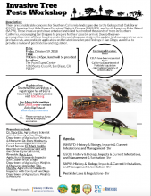 UCCE San Diego Invasive Pest Management Seminar