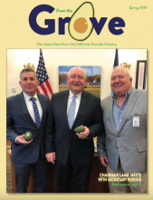 The Spring 2019 issue of From the Grove is now available online.