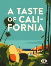 An example of the Made of California advertising campaign