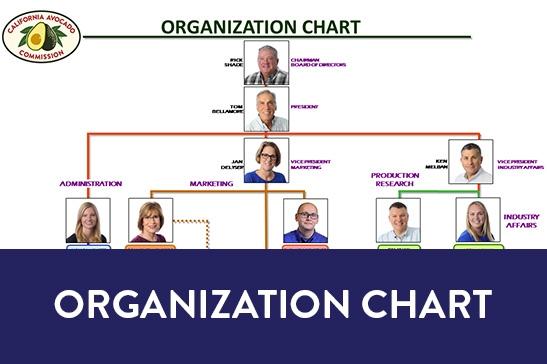2017-18 CAC Organization Chart