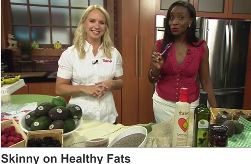 "Raley's Supermarket Dietitian discussed ""good fats"" and California avocados on a Sac & Co TV segment."