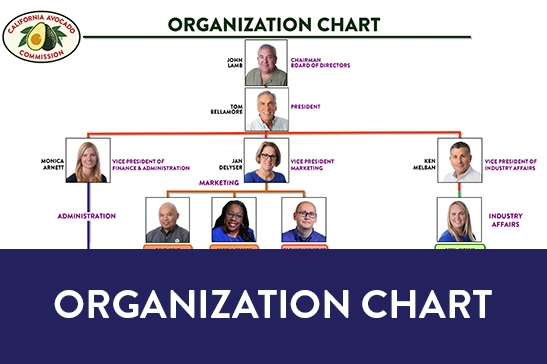 CAC Org Chart